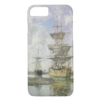 The Large Ship, 1879 (oil on canvas) iPhone 7 Case