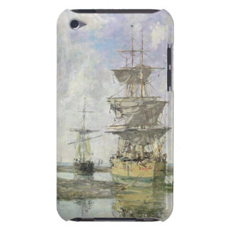 The Large Ship, 1879 (oil on canvas) iPod Case-Mate Case