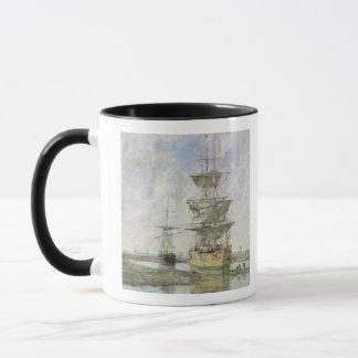 The Large Ship, 1879 (oil on canvas) Mug