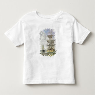 The Large Ship, 1879 (oil on canvas) Toddler T-shirt