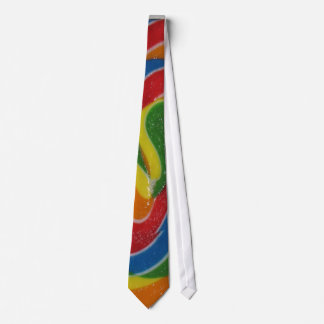 The Largest Lollipop in the World Tie
