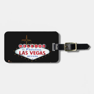 The Las Vegas Sign - Welcome To Fabulous Las Vegas Luggage Tag