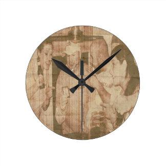 The Last Bamboozle Retro Wall Clock