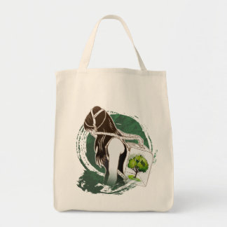 The Last Breath on Earth(SAVE THE FOREST) Bag