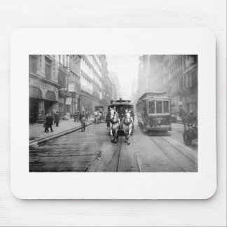 The Last Carriage Mouse Pad