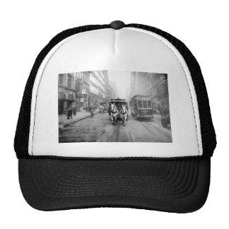 The Last Carriage Trucker Hat