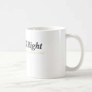 The Last Civil Right Coffee mug. Coffee Mug