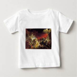 The Last Day of Pompeii Baby T-Shirt