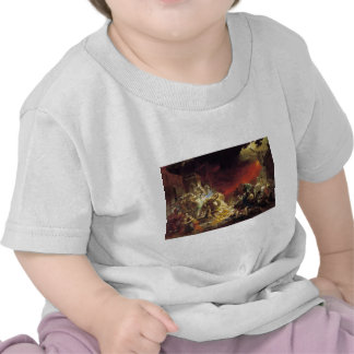 The Last Day of Pompeii Tee Shirt