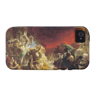The Last Day of Pompeii Vibe iPhone 4 Covers