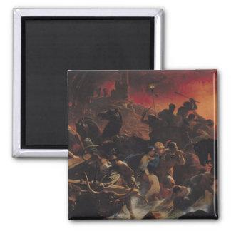 The Last Days of Pompeii Magnet