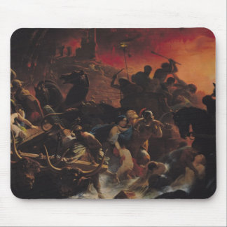 The Last Days of Pompeii Mouse Pad