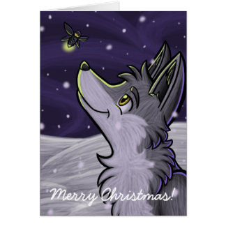 """The Last Firefly"" Christmas Card"