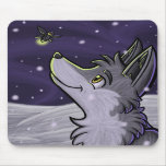 """The Last Firefly"" Mousepad"