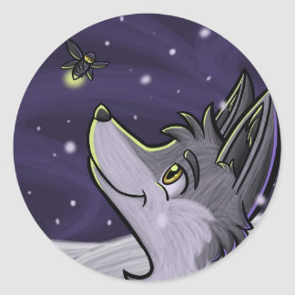 """""""The Last Firefly"""" Stickers"""
