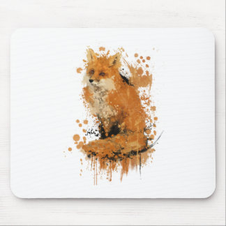 The Last Fox Mouse Pad
