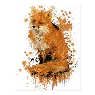 The Last Fox Postcard