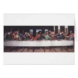 The Last Fresco Card