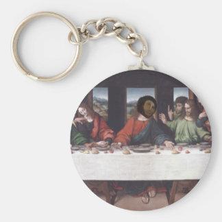 The Last Fresco Keychain