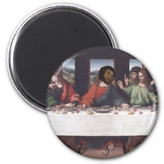 The Last Fresco Magnet