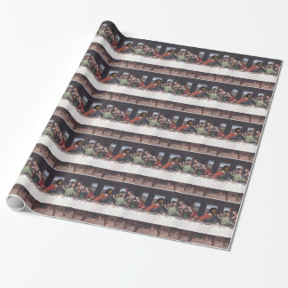 The Last Fresco Wrapping Paper
