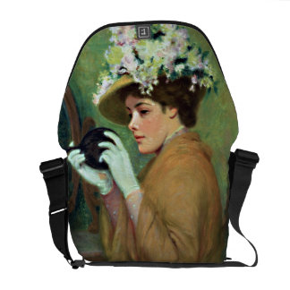 The Last Glance Messenger Bag