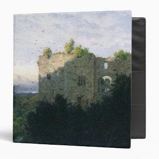 The Last Gleam, 1866 Binder