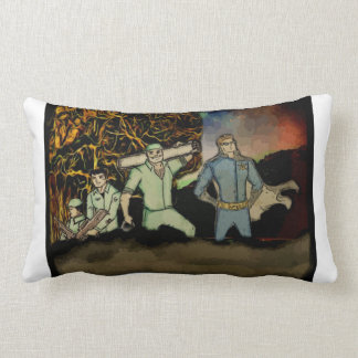 The Last Great War Throw Pillow