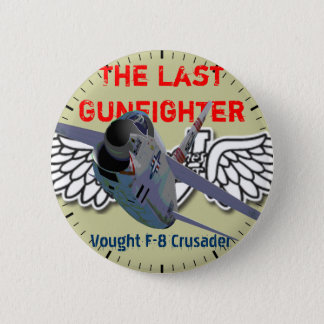The Last Gunfighter Vought F-8 Crusader B Button