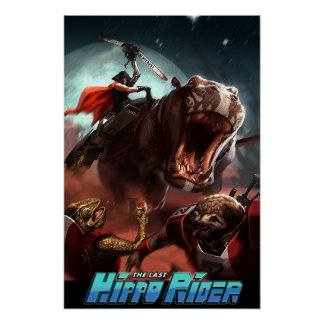 The Last Hipporider Poster