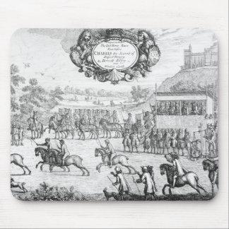 The Last Horse Race run Mouse Pad