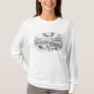 The Last Horse Race run T-Shirt