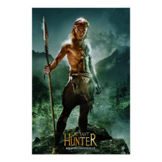 The Last Hunter - Solomon Special Edition Poster