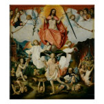 The Last Judgement 4 Posters