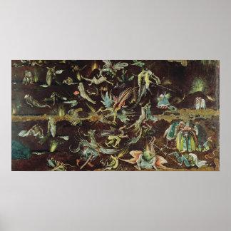 The Last Judgement, c.1504 Poster