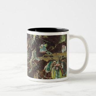 The Last Judgement, c.1504 Two-Tone Coffee Mug