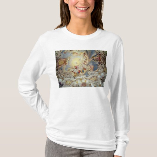 The Last Judgement, ceiling painting T-Shirt