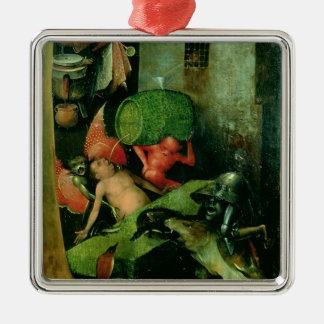 The Last Judgement : Detail of the Cask Metal Ornament
