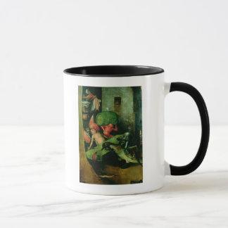 The Last Judgement : Detail of the Cask Mug