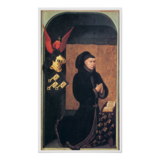 The Last Judgement (detail) Rogier van der Weyden Poster