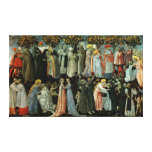 The Last Judgement Gallery Wrap Canvas