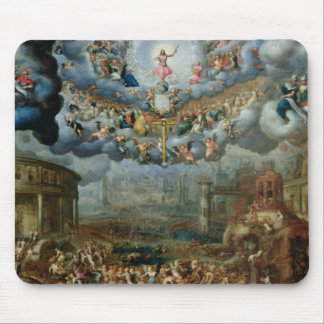 The Last Judgement Mouse Pad