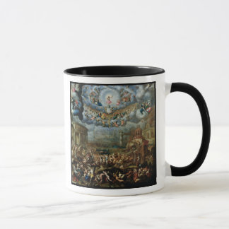 The Last Judgement Mug
