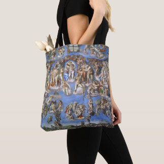 The Last Judgment Tote Bag
