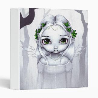 The Last Leaves BINDER fairy angel fantasy