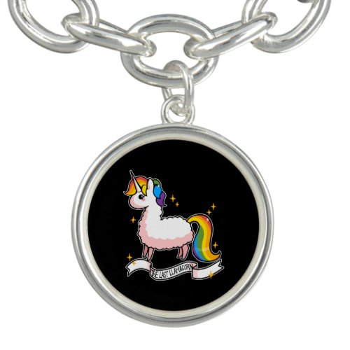 The Last Llamacorn Bracelet