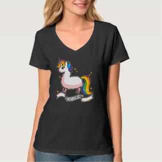 The Last Llamacorn T-shirt