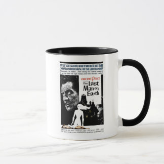 """The Last Man on Earth"" Mug"