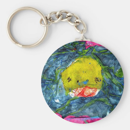 the last minute shark key chains