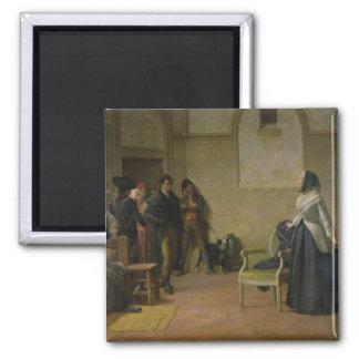 The Last Morning of Marie-Antoinette Magnet